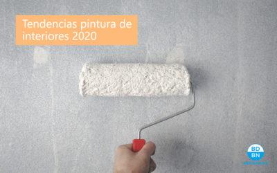 Tendencias en pintura de interiores 2020
