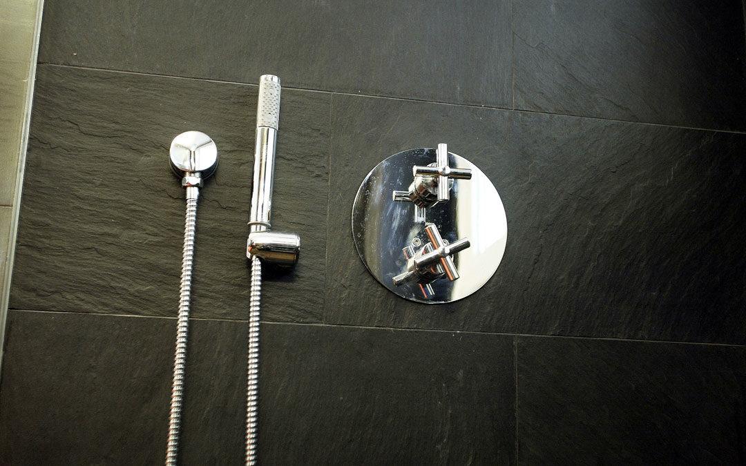 Ducha baño – detalle