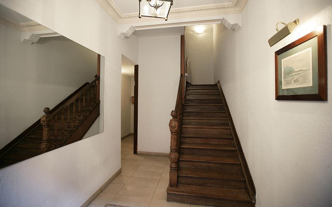 Escalera comunitaria
